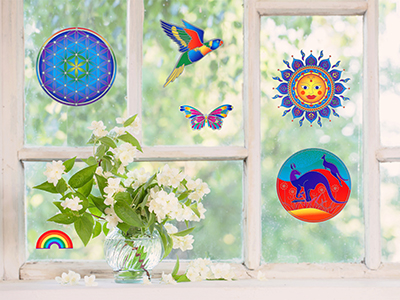 Window Decals Category