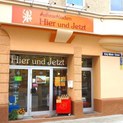 Ashramladen 'Hier und Jetzt'